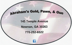 Abraham's Gold, Pawn & Gun